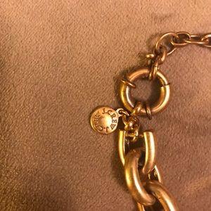 J. Crew Jewelry - Jcrew Pave Necklace